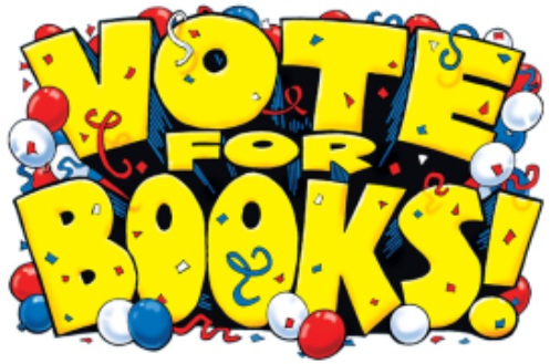 Vote For Books Image