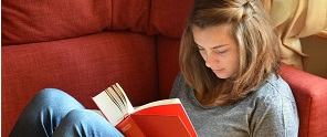 Teen Readers Advisory Image
