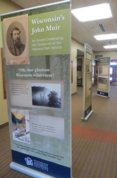 John Muir Exhibit